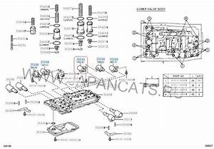 Solenoid Shift   3 Automatic Transmission A960e 06