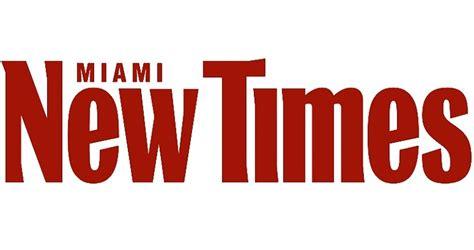 top ten miami news stories   miami  times
