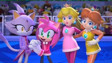 Princess Daisy Vs Princess Peach