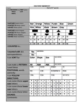 preschool assessment checklist by teaching for the 303   original 1955905 1