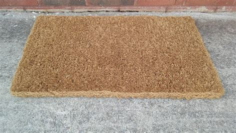 fiber doormats coir fiber door mat 22 x 36 a m office supply