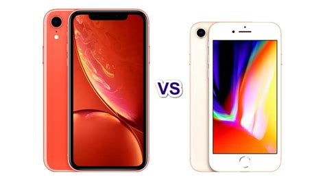 apple iphone xr vs iphone 8 here s what s different bgr india