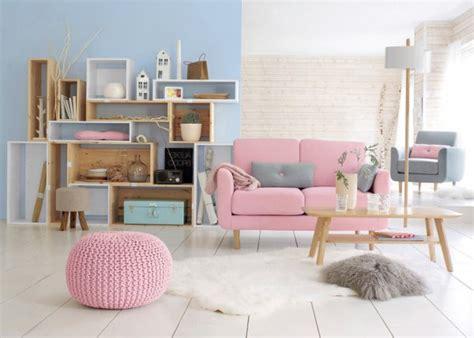 canapé pale peinture intérieure les couleurs tendances en 2016
