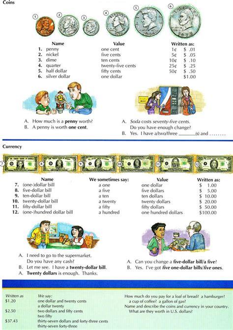 american money lesson