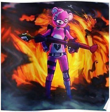 fortnite poster art happy valentine epic games fortnite