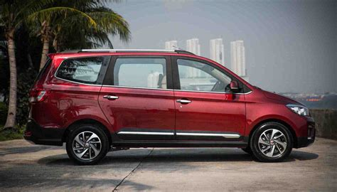 Wuling Confero Photo wuling confero s the mpv from china autocarweek