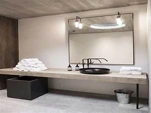 20 salles de bain zen qui donnent des idees deco deco cool With salle de bain epuree