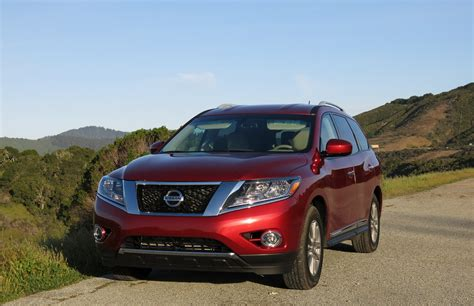 jeep pathfinder 2015 2015 nissan pathfinder 4x4 exterior 007 the truth about cars