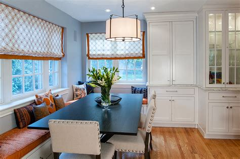 Built In Kitchen Banquette