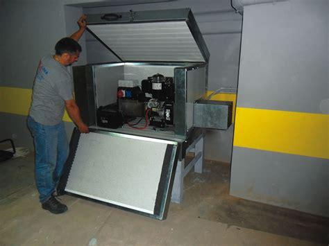 generator sound insulation cover alphafon ic