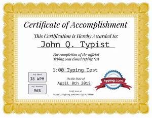 3rd grade typing miss schmitt39s technology website With exam certificate template