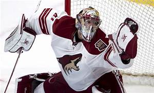 NHL: Mike Smith's journey from afterthought to potential ...