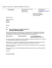 cover letter canada exle the best letter sle