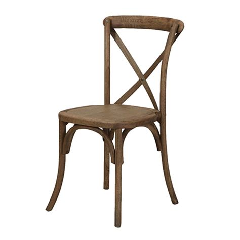 cross back chair chairs model