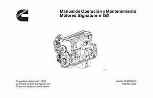 Manual De Operacion Isx By Jorge Eliecer Castillo