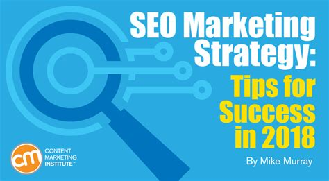 Seo Marketing by Seo Marketing Strategy In 2018
