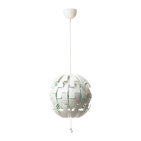 Ikea Lamp Light Bulbs by Ikea Ps 2014 Pendant Lamp White Turquoise Ikea