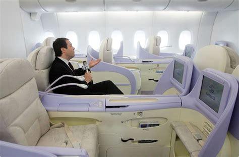 Lufthansa Airlines Business Class