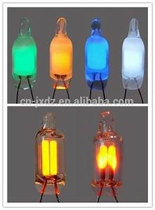 Small Indicator sized Neon Lamp Ne 2h Miniature Gas