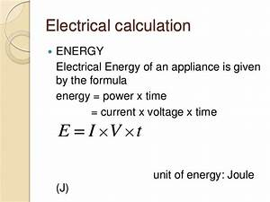 Pratical electricity