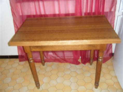 cours de cuisine ancenis troc echange table en bois sur troc com