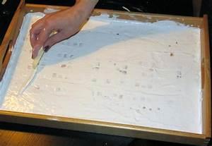 Zement Zum Basteln : diy mosaiktablett selbermachen ~ Lizthompson.info Haus und Dekorationen