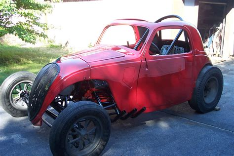 Fiat Drag Car by Ebay Find 1937 Fiat Topolino All Steel Nostalgia Flathead