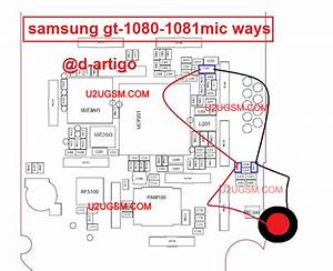 Samsung E1080 Mic Solution Jumper Problem Ways Microphone