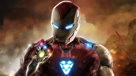 iron man infinity gauntlet avengers endgame