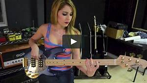 Famous Funky Bass Lines - Cover by Anna Sentina on Vimeo