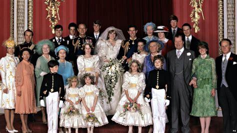 princess diana wedding queen elizabeth ii photo