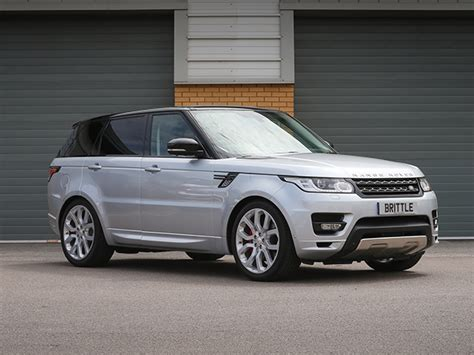 sport   supercharged autobiography dynamic  bhp