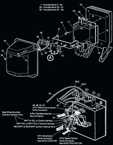 Wiring 36 Volt Club Car Motor by 36v Battery Wiring Diagram Notasdecafe Co