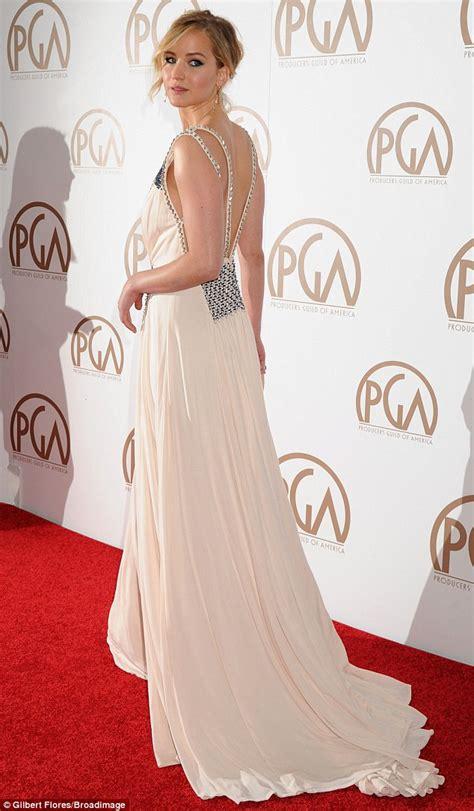 Jennifer Lawrence Stuns While Pregnant Keira Knightley