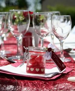 Deco Mariage Rouge Et Blanc Pas Cher : deco table mariage rouge et blanc centre de table mariage rouge et blanc n un centre de table ~ Dallasstarsshop.com Idées de Décoration