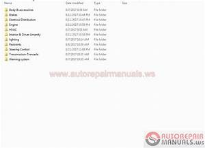 Auto Repair Manuals  Mazda 6 2 5l 2015 Wiring Diagram