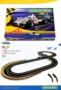 Scalextric, Catalogue, 2006