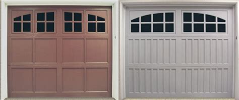 hemlock raised panel doors heavy duty solid wood garage