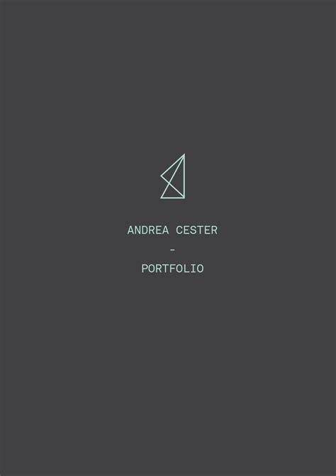 13771 architecture portfolio design cover andrea cester portfolio by andrea cester issuu