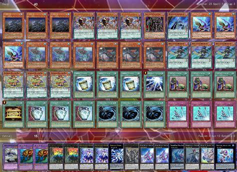 pendulum yugioh deck decks fish otk yu gi oh ocg card