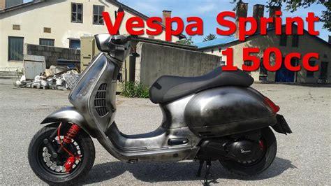 Modif Vespa by Vespa Sprint 2015 Modifikasi