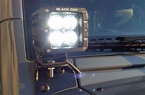 Black Oak Led Light Pods Install  U0026 Review