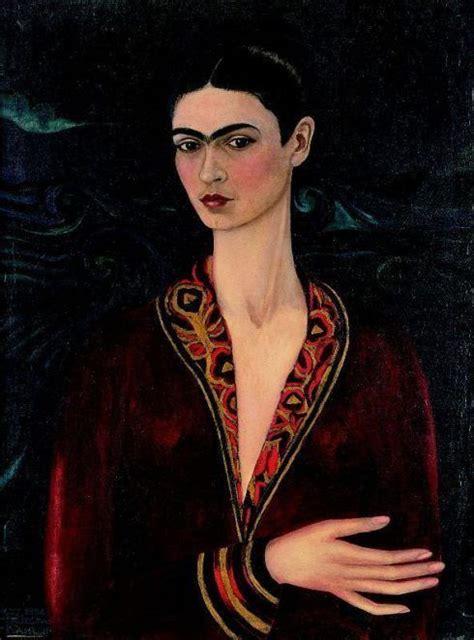 Frida Kahlo Selbstbildnis Mit Dornenhalsband by Frida Kahlo Werke Einer Unbeugsamen K 252 Nstlerin