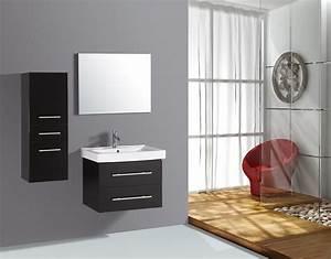 fabriquer meuble salle de bain collection avec lavabo et With salle de bain design avec meuble salle de bain pas cher