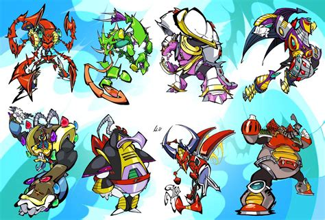 Mega Man X Game Fan Art Gallery