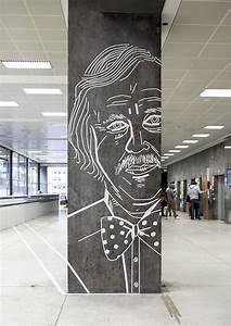Klebeband Von Wand Entfernen : st dtebau institut uni stuttgart tape art von dumbo and gerald mural art pinterest ~ Frokenaadalensverden.com Haus und Dekorationen