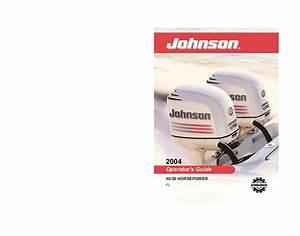 2004 Johnson 40 50 Hp Pl 2