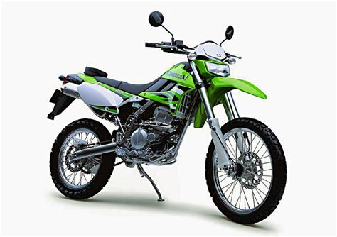Modification Kawasaki Klx 250 by Modifikasi Klx 250 Adventure Thecitycyclist