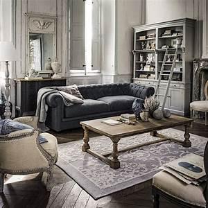 Deco Salon Maison Du Monde : meubles d co d int rieur classique chic maisons du monde id es pour la maison ~ Teatrodelosmanantiales.com Idées de Décoration