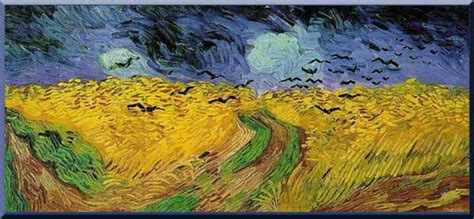 bulb fields by vincent gogh oils on canvas 1883